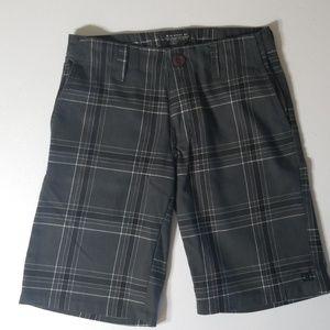 Plaid DC Shorts